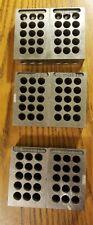 3 Sets Of 2 1 2 3 Machinist Blocking Matched Set 6 Total 123 Block Unbranded