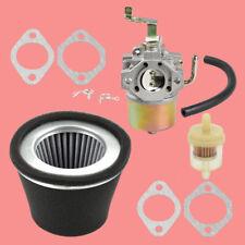 Carburetor Carb Fuel Air filter for Wisconsin WI-280 7.5HP Subaru Robin EY28