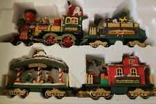 New Bright Holiday Express train set has defects read