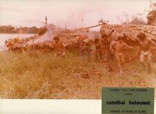 RUGGERO DEODATO CANNIBAL HOLOCAUST 1980 VINTAGE PHOTO ORIGINAL #10