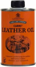 Leather Care Carrs Leather Oil | Horses & Ponies