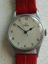 Vintage OMEGA WW2 Air Ministry fighter pilot /navigaters Watch 30T2