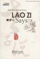 Lao Zi Says (Wise Men Talking) by Cai, Xiqin
