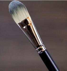 Mac 190 Flat Liquid Foundation Brush Korea Synthetic Hair FACE MASK SKINCARE NEW