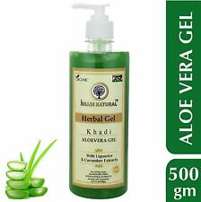 Khadi Natural Herbal Aloe Vera Cucumber Gel 500 gm