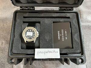 UNIMATIC x Hodinkee Modello Uno U1-HGMT #407/500 Limited Edition