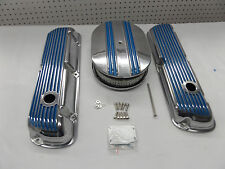 S B FORD SHORT BLUE  FIN VAL COVER / CENTER FIN BREATHER KIT CR#X058