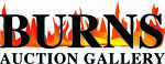 Burns Auction Gallery