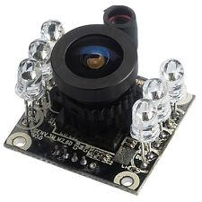 Spinel Full HD 2MP USB Camera Module Infrared OV2710 w/ 185 Degree Fisheye Lens