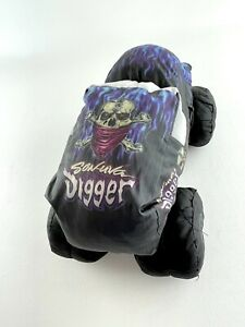 Son-Uva Digger Monster Truck Plush Toy Anderson Family
