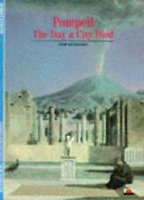 Pompeii: The Day a City Died (New Horizons),Robert Etienne,Caroline Palmer