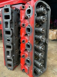 Ford GT40 Iron 3 BAR Ford Racing Cylinder Heads 302 COBRA GT-40 Mustang explorer