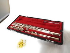 YAMAHA YFL-311 Flute with Silver head Used