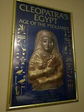 Egyptian Art Museum Poster-Cleopatra's Egypt-Age of the Ptolemies