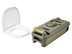 Thetford Fresh-Up Set für C2/3/4 Toilette links, neues Modell mit Räder