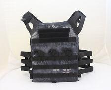 JPC Tactical Vest Plate Carrier - Kryptek Python Snake Camo TYP Night Urban City