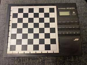 Intertan GO Mega 2050X Sensory Chess Computer - 64 Levels