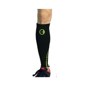 LUNABANDS Calf Support Compression Leg Sleeves Running Cycling Sleeve Socks