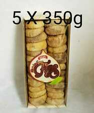 Dried Figs from Turkey - 5 x 350 G Dry Fruits Premium Quality