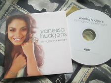 Vanessa Hudgens Last Night /sneakernight HOLLYWOOD 5099969407628 PROMO CD Single