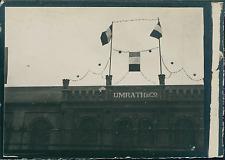 Allemagne, Umrath, Première Guerre Mondiale 1914/18, Défilé, Cérémonie  Vintage