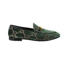 Gucci | Jordaan GG Velvet Loafers