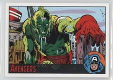 2015 Rittenhouse The Avengers: Silver Age #95 Avengers #95 /100 Card 2f0