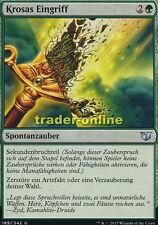 Krosas Eingriff (Krosan Grip) Commander 2015 Magic