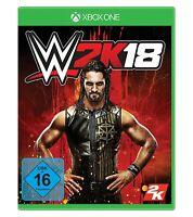 Microsoft Xbox One Spiel - WWE 2K18 mit OVP