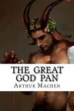 The Great God Pan by Arthur Machen (2016, Paperback)