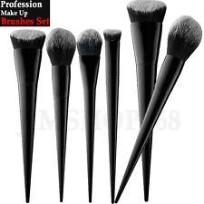 Pro 4PCS kabuki Make Up Brushes Set Foundation Contour Eyebrow Face Powder Brush