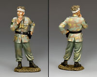 KING & COUNTRY WW2 GERMAN ARMY WS348 GENERAL MAX WUNSCHE MIB