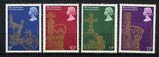 Gb 1978 Sg#1059-62 Coronation 25th Anniv Mnh Set #A50907