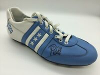RARE Pele Signed Football Boot + COA + PROOF 1970 World Cup AUTOGRAPH COSMOS