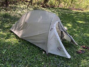 Big Agnes HV UL1 1-Person 3-Season Ultralight Tent