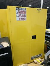 Justrite 45 Gallon Flammable Storage Safety Cabinet