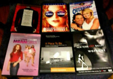 6 DVD's:OVERBOARD,NYC BALLET WORKOUT,MEAN GIRLS,ALMOST FAMOUS,GOSFORD PARK,A PL
