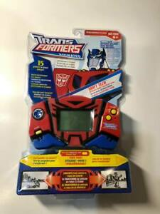 Hasbro - Transformers Animated : Electronic Handheld System - SEALED