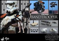 Hot Toys MMS295 Star Wars Episode IV A New Hope Sandtrooper 12 inch Figure NEW