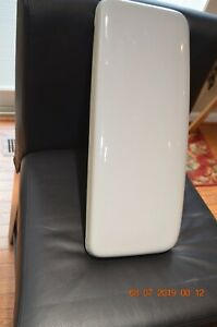 Vintage American Standard Toilet Tank Lid, Perfect Shape Gray # 8475