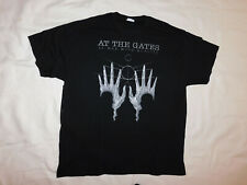AT THE GATES - At War With Reality T-Shirt XL NEU