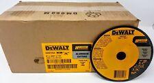 """(100-PK) DEWALT DW8725A 6"""" X .045 X 7/8"""" Aluminum Oxide A60N Cutting Wheels"""