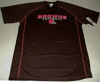 Cleveland Browns Synthetic Jersey Shirt Stay Dry Plus Sizes VF Imagewear NFL