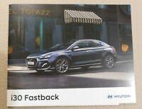 Hyundai i30 Fastback Brochure 2019