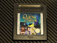 QUEST FOR CAMELOT - GAMEBOY GAME