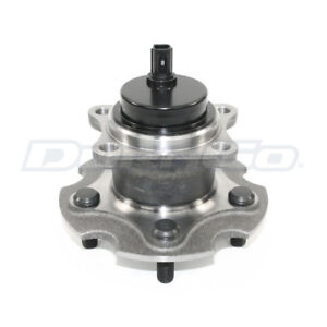 Wheel Bearing and Hub Assembly Rear IAP Dura 295-12372