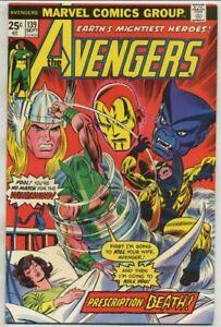 Avengers 139  Prescription Death!
