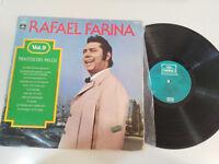 """Rafael Farina Vol 9 Tientos del Uhr exitos 1977 Emi - LP vinyl 12 """" VG/VG"""