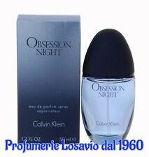"""CALVIN KLEIN """" Obsession Night Woman """" Eau de Parfum ml. 50"""