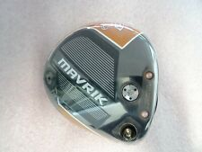 2020 Callaway Mavrik Sub Zero 9.0 Degree RH Driver - HEAD & TOOL ONLY  - SEALED